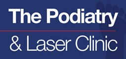 The Podiatry & Laser Clinic Logo